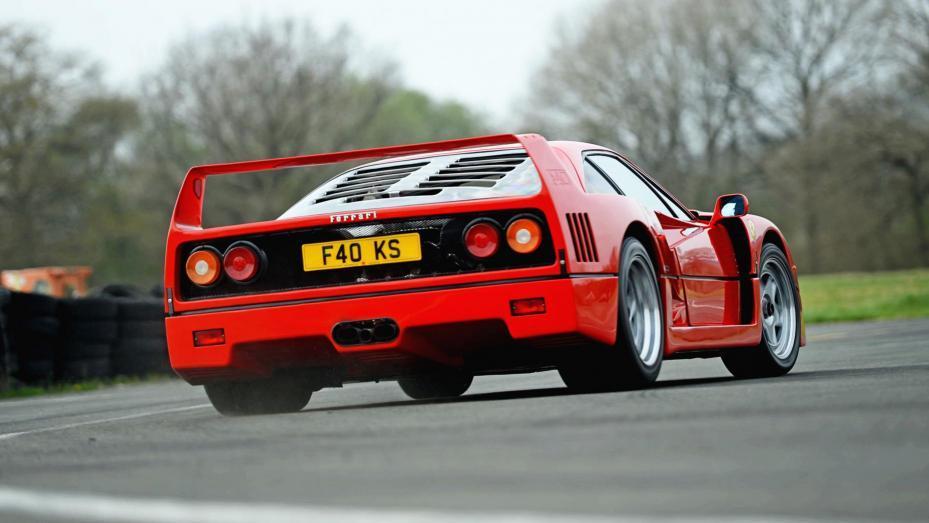 Ferrari F40 (8)
