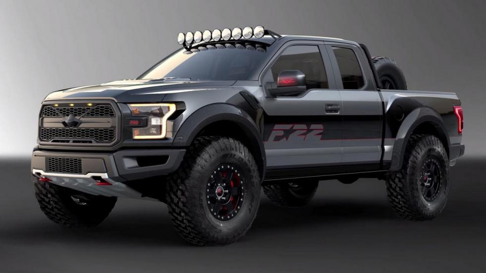 Ford F-22