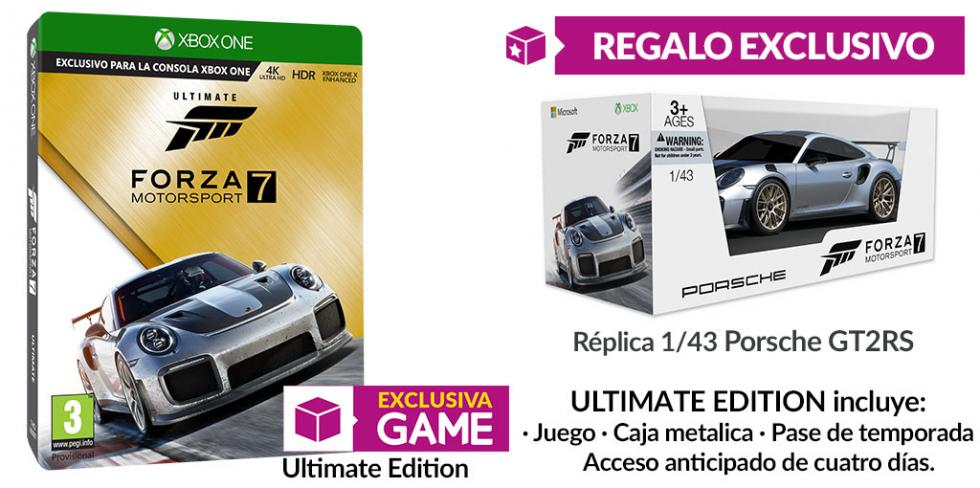 Forza Motorsport 7 GAME