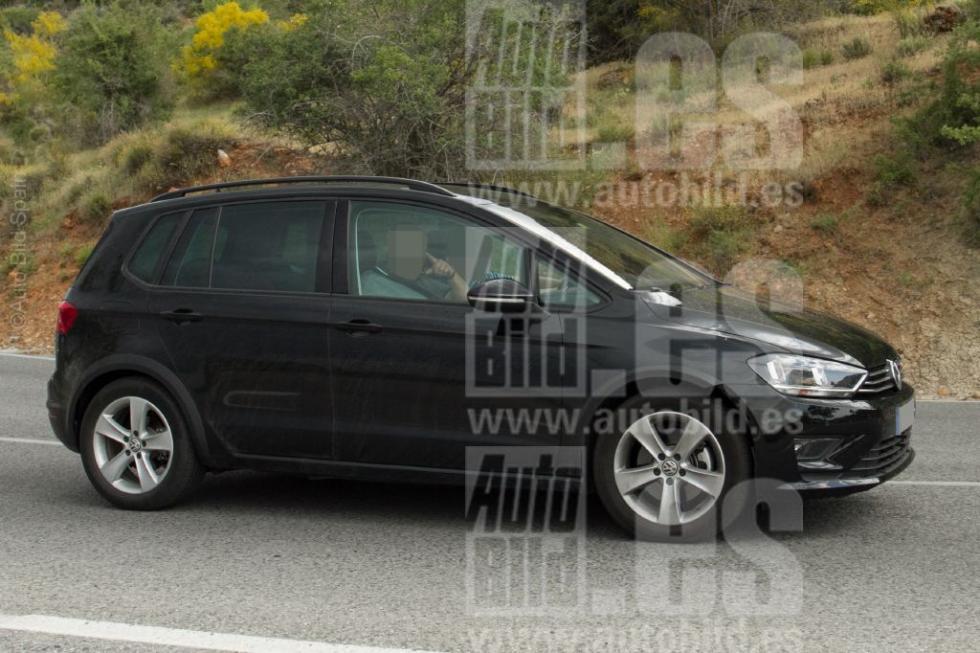 Volkswagen Golf Sportsvan Alltrack