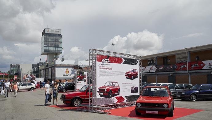 Volkswagen celebra los 41 años del GTi