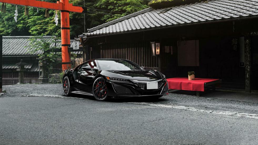 Honda NSX Forgiato