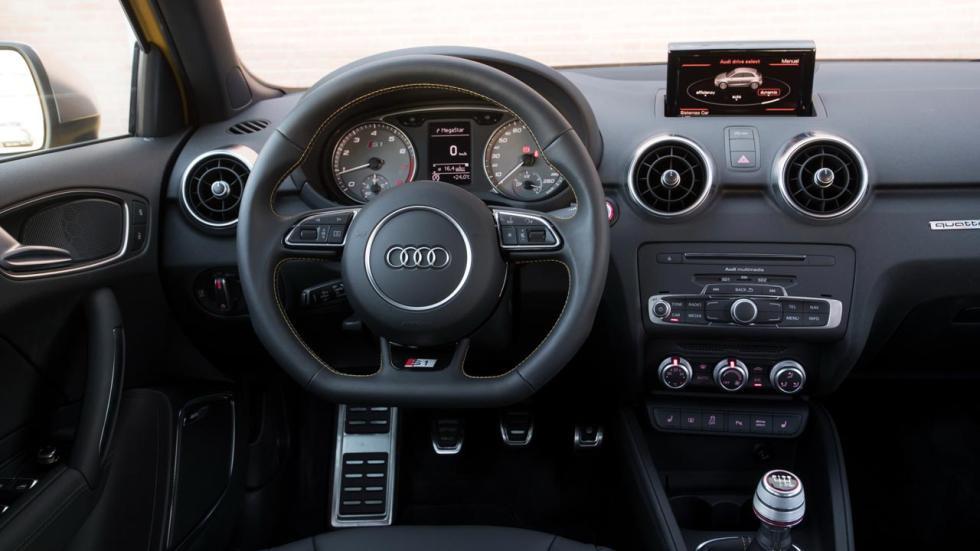 interior Audi S1 Sportback