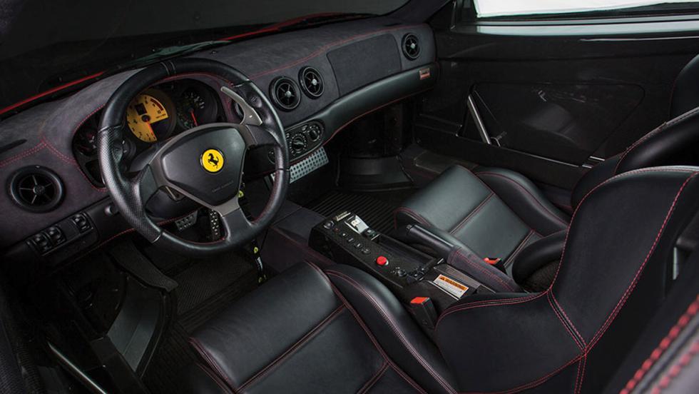 Lote de Ferrari a subasta (IV)
