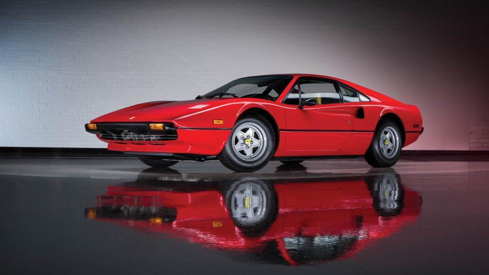 Lote de Ferrari a subasta (X)