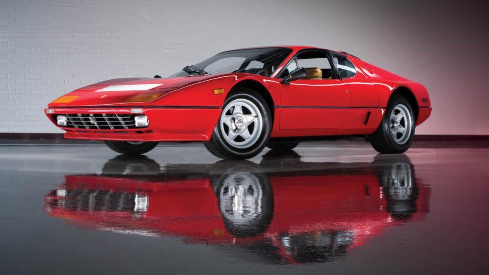 Lote de Ferrari a subasta (XIV)