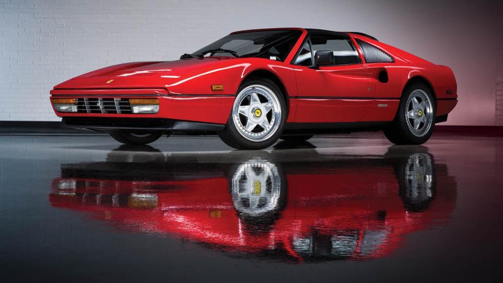 Lote de Ferrari a subasta (XVII)
