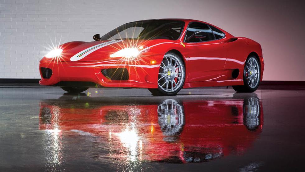 Lote de Ferrari a subasta (XXI)