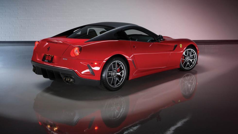 Lote de Ferrari a subasta (XXVII)