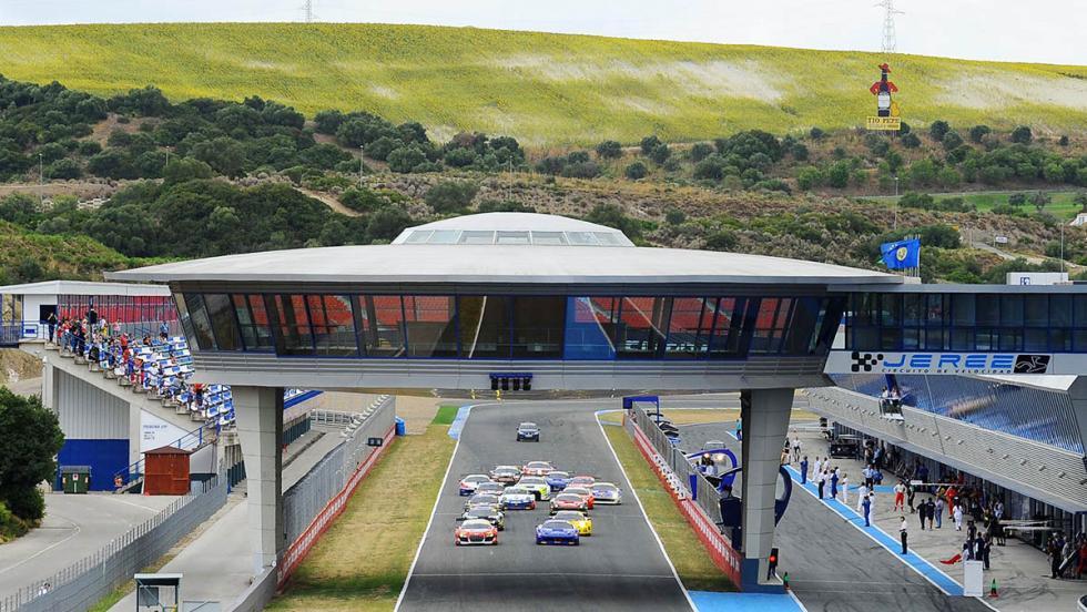 Los mejores circuitos de España para disfrutar de una tanda - Jerez
