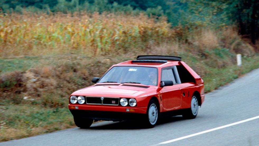 Mejores coches con turbo: Lancia Delta S4 (I)