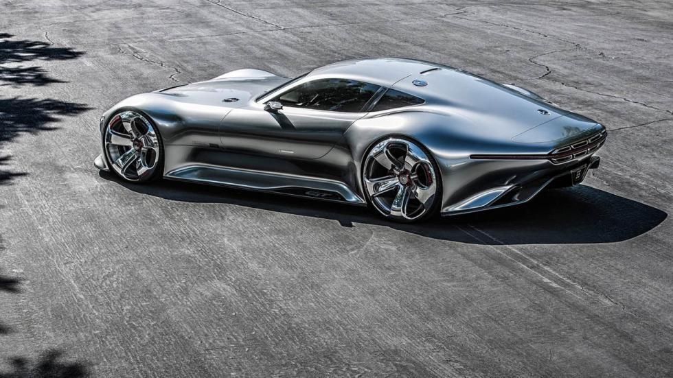 Mercedes Vision Gran Turismo Concept