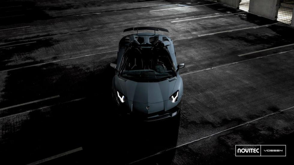 Novitec Lamborghini Aventador SV