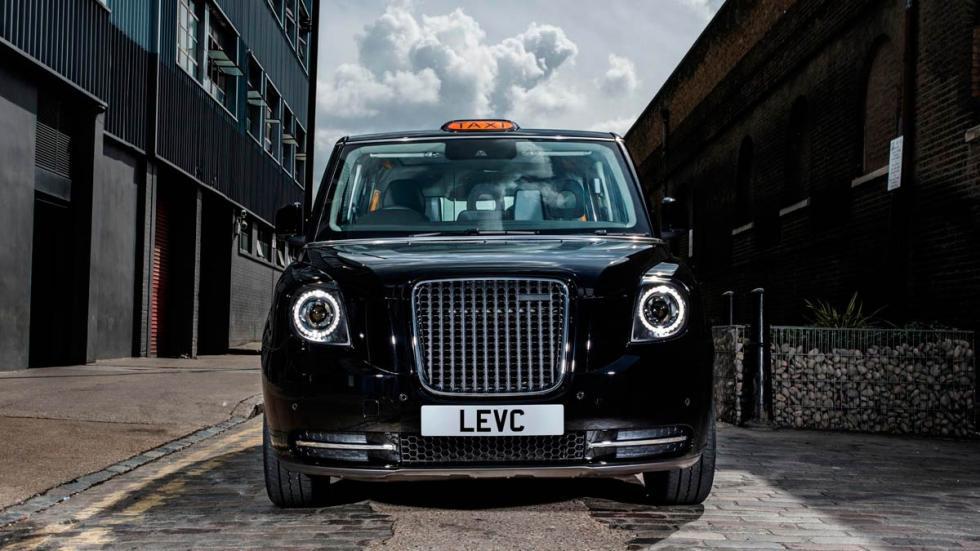 Nuevo taxi eléctrico de Londres