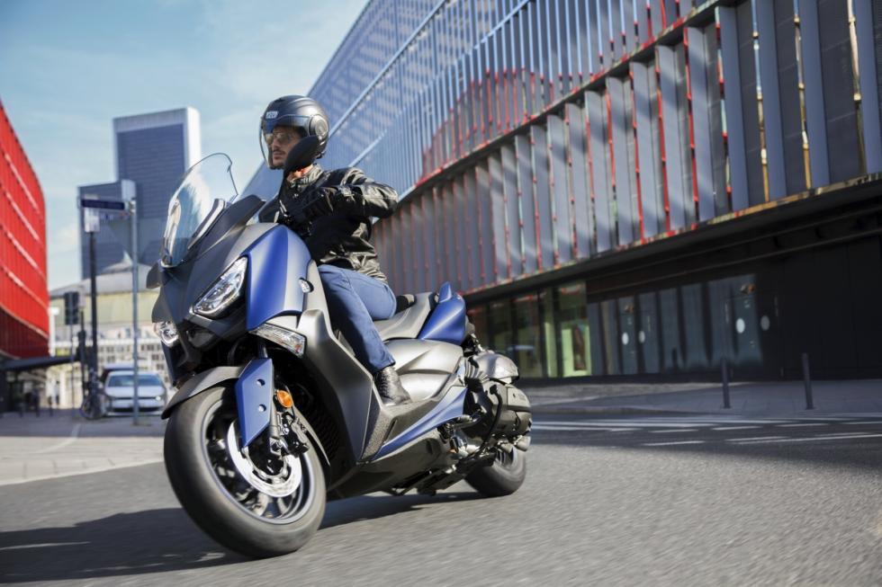 Nuevo Yamaha X-Max 400 2017