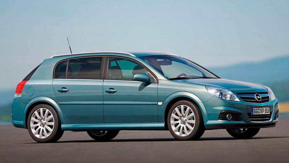 Opel Signum fracaso coches alemanes