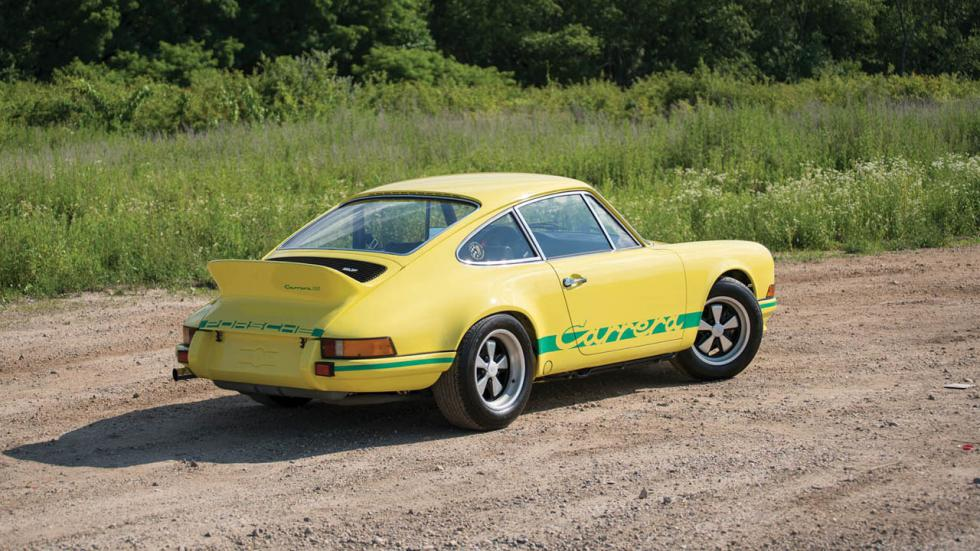"Porsche 911 Carrera RS 2.7 ""Lightweight"""