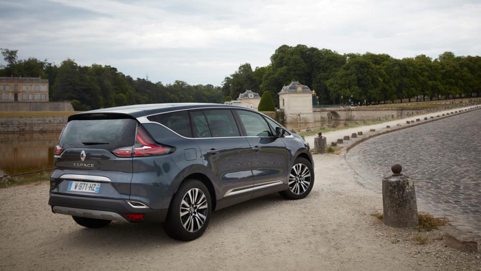 Prueba: Renault Espace 2017 (V)
