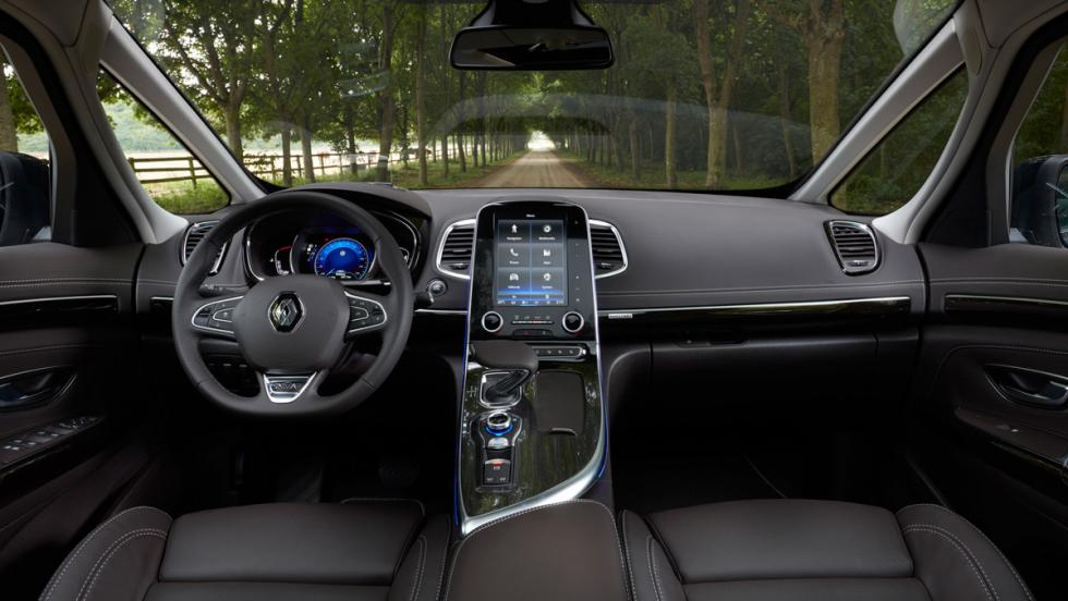 Prueba: Renault Espace 2017 (X)