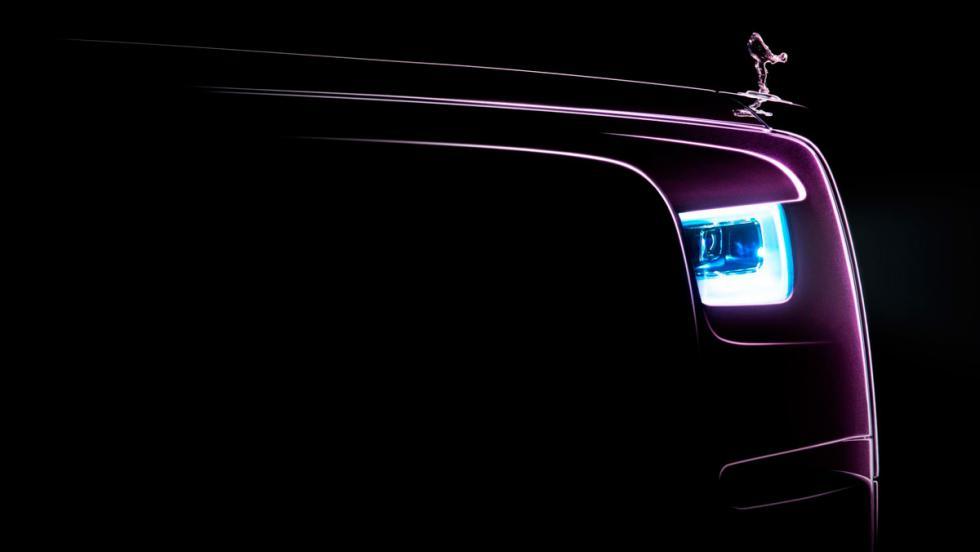 Rolls Royce Phantom 2018 (I)