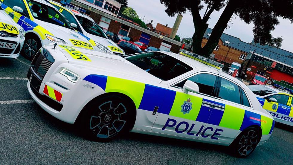 Rolls-Royce Policía (I)