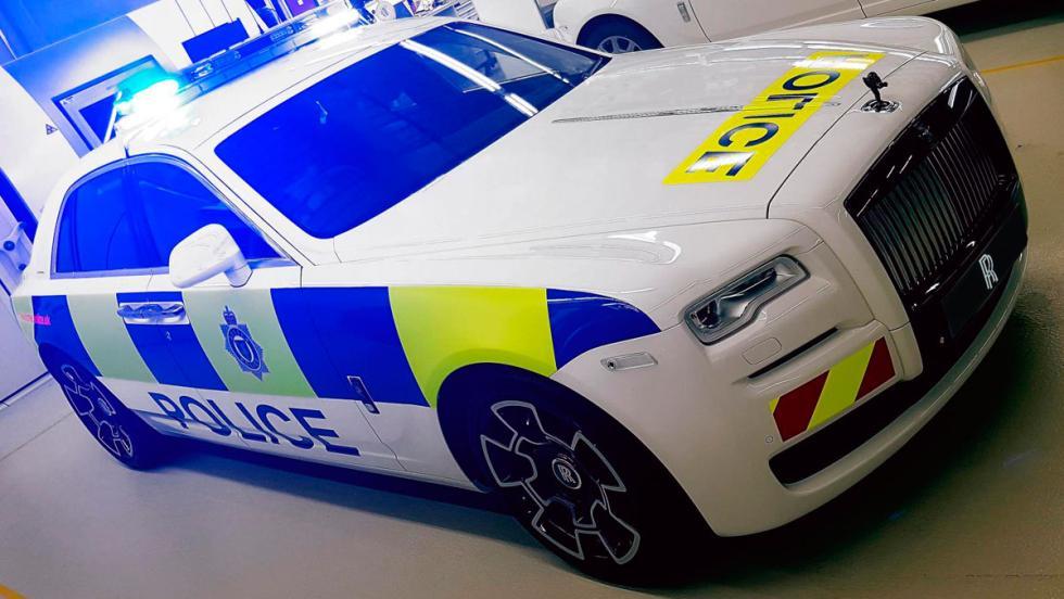 Rolls-Royce Policía (III)