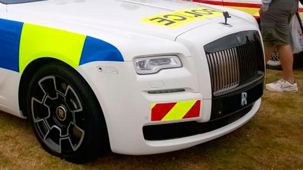 Rolls-Royce Policía (IV)