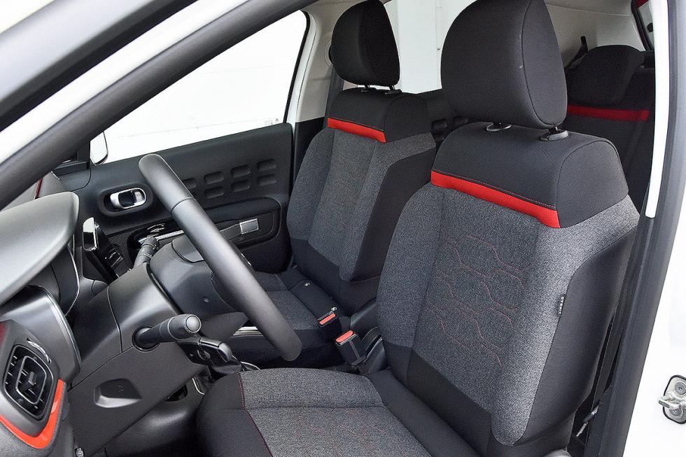 C3 interior