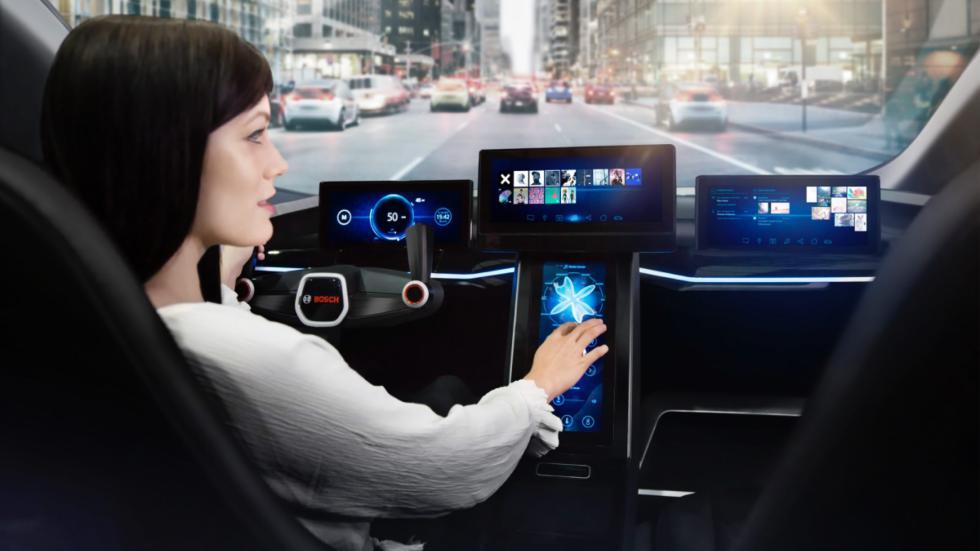 El tercer hogar para Bosch será el habitáculo del coche