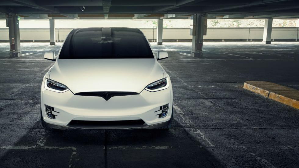 Tesla Model X Novitec