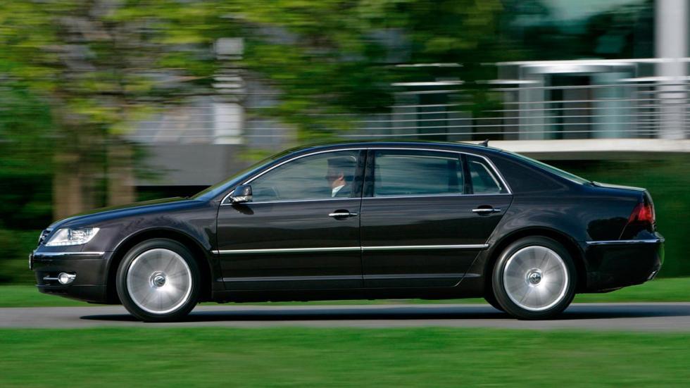 Volkswagen Phaeton berlina lujo fracaso
