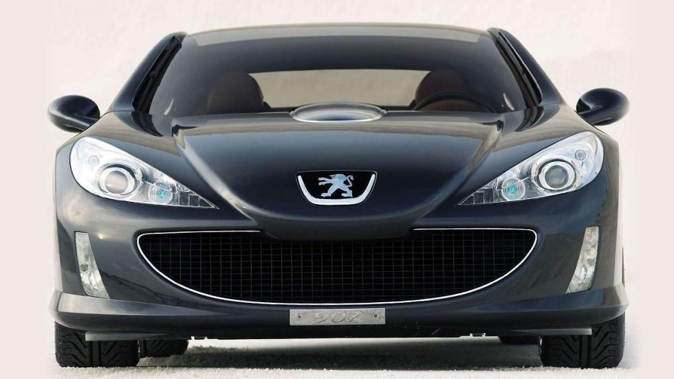 5 coches que no conoces de Peugeot