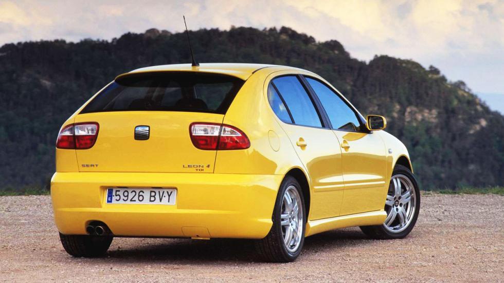 5 coches que son un imán para la Guardia Civil de Tráfico - Seat León