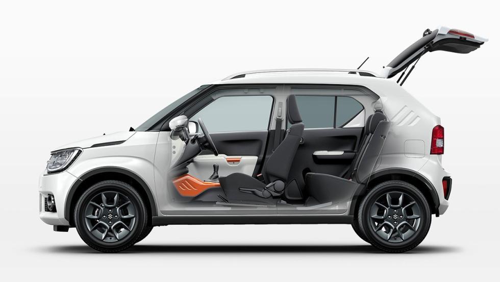 5 SUV por menos de 50.000 euros realmente divertidos - Suzuki Ignis