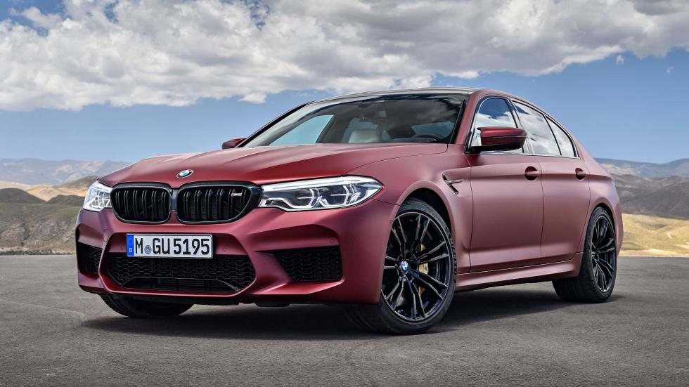 BMW M5 2017 (VII)