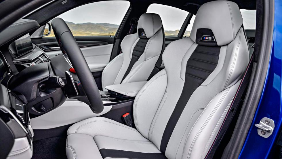 BMW M5 2017 (XIII)