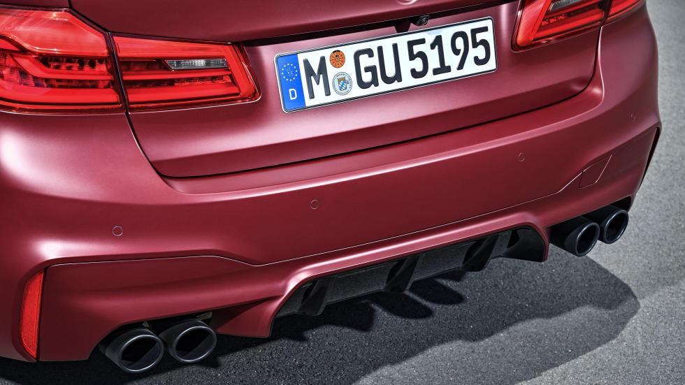 BMW M5 2017 (XIX)