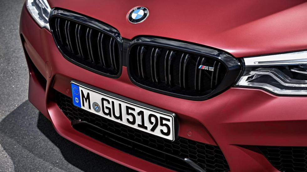 BMW M5 2017 (XX)