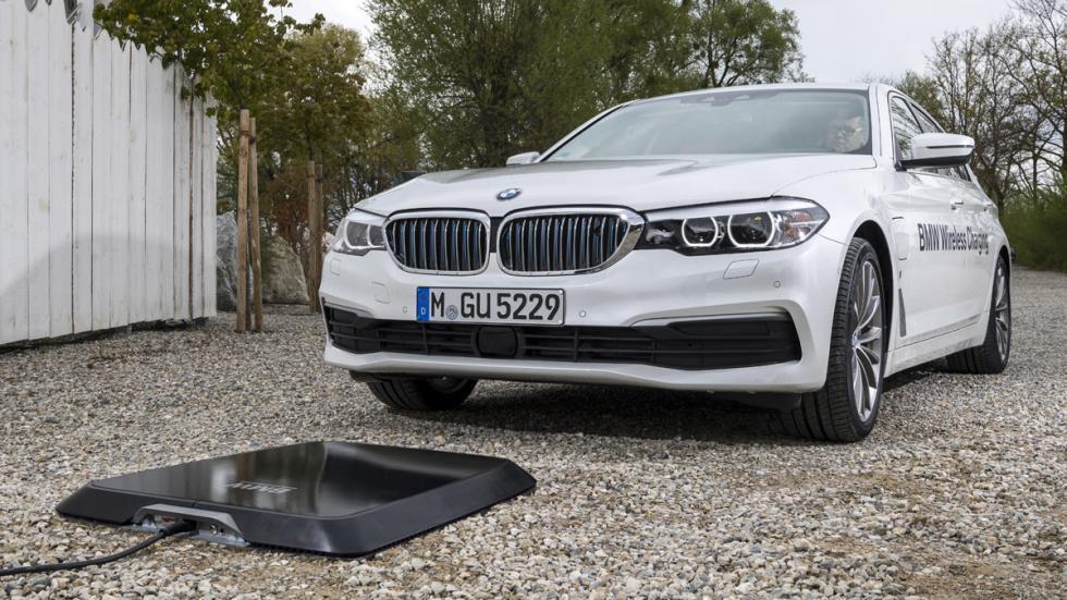 Carga inalámbrica BMW