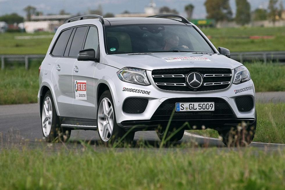 Mercedes-Benz GLS 500 4Matic 9G-Tronic AMG Line