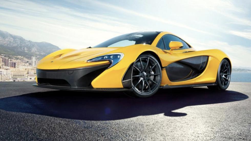 Coches que Pegasus no puede seguir: McLaren P1 (I)