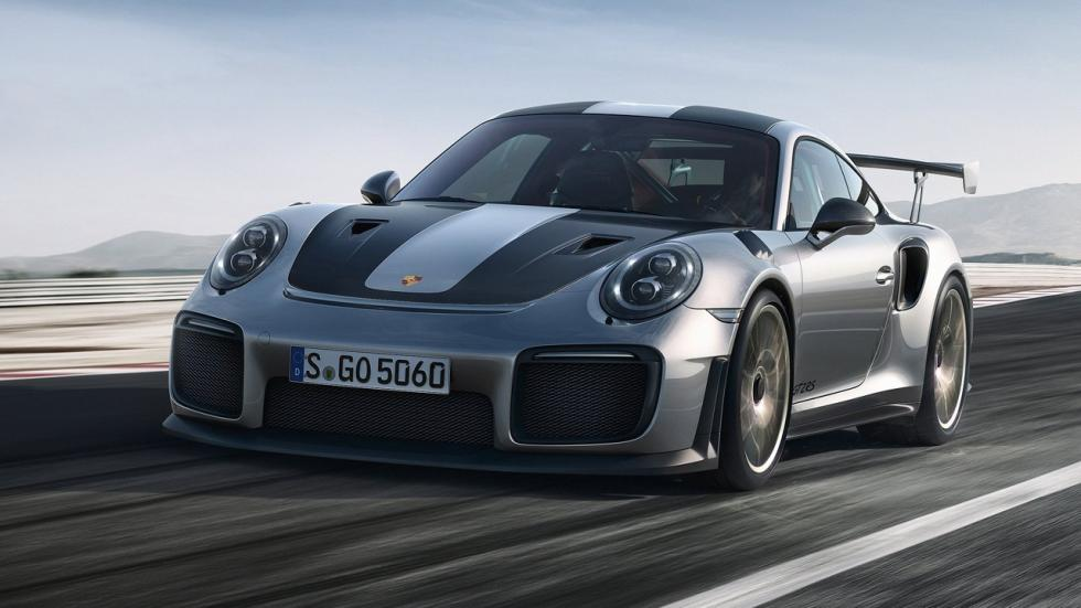 Coches que son un imán para los radares - Porsche 911 GT2 RS