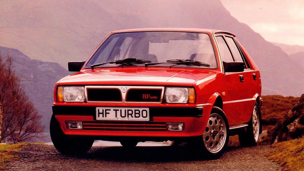 Coches con turbo míticos y baratos deportivos compactos radical