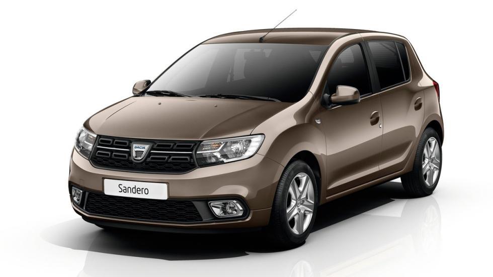 Coches para viajar despacito: Dacia Sandero (I)