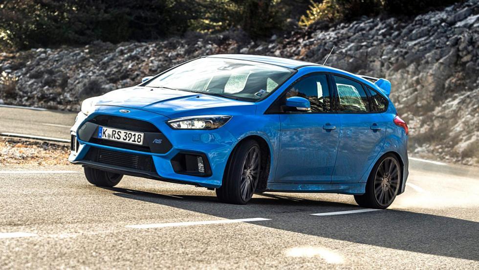 Compactos que más aceleran: Ford Focus RS, 4,7 segundos