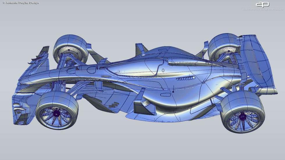 Diseño F1 2025