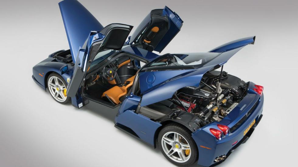 Ferrari Enzo Blue Tour de France