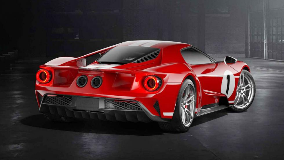 Ford GT 67 Heritage Edition