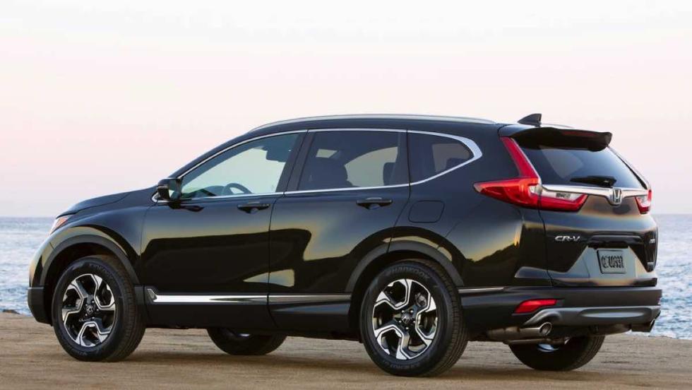 Honda CR-V trasera