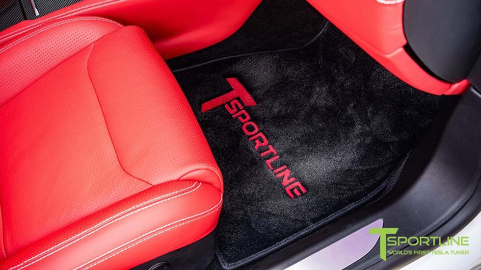 Tesla modificado por T Sportline